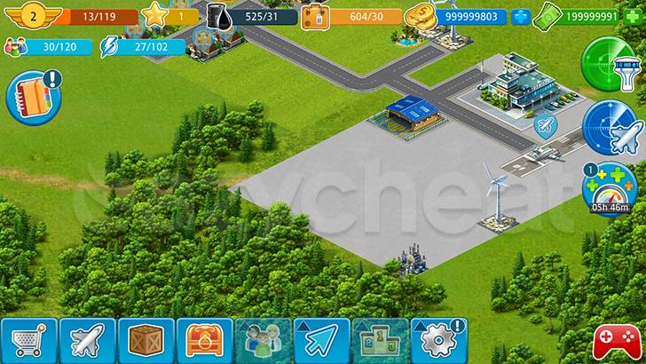 Airport City: Airline Tycoon Cheat