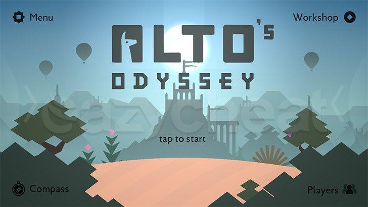 Alto's Odyssey Cheat