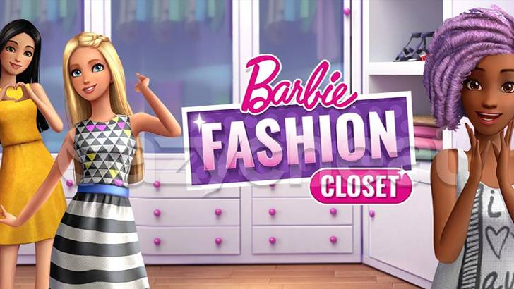 Barbie™ Fashion Closet Cheat