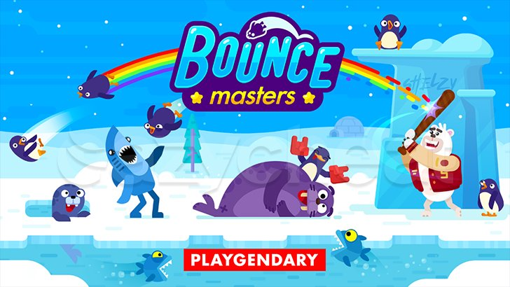 Bouncemasters!Cheat