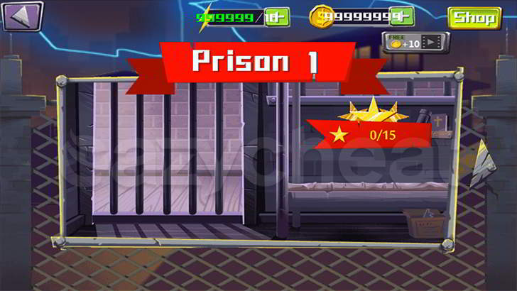Break the Prison Cheat