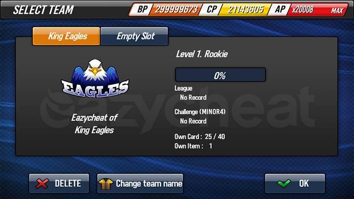 Baseball Star Cheat