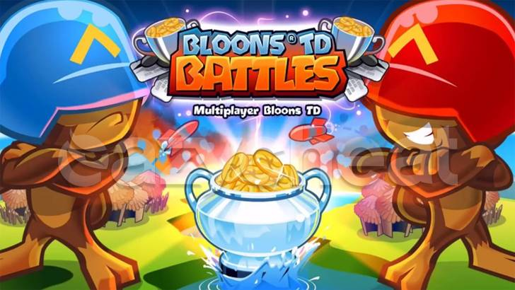 Bloons TD Battles Cheat