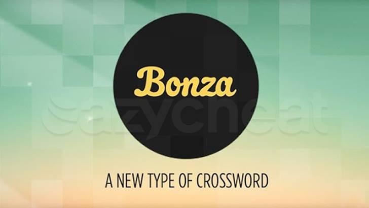 Bonza Word Puzzle Cheat