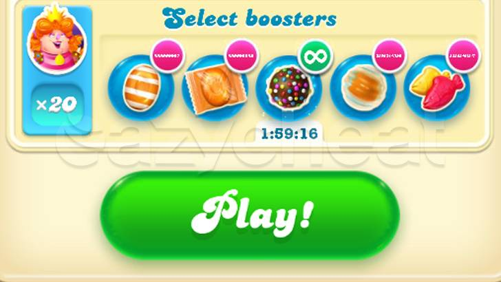 Candy Crush Soda Saga Cheat