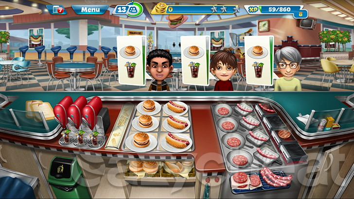 Cooking Fever Cheat