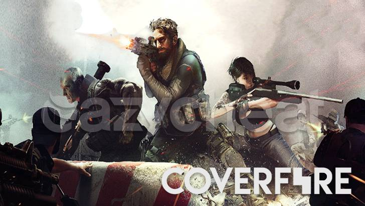 Cover Fire: shooting games Cheat