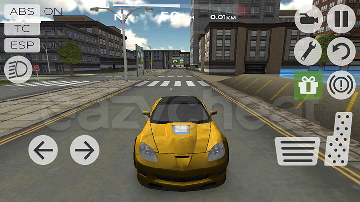 Extreme Car Driving Simulator Cheat