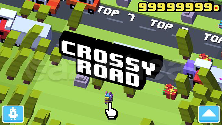 Crossy Road Cheat
