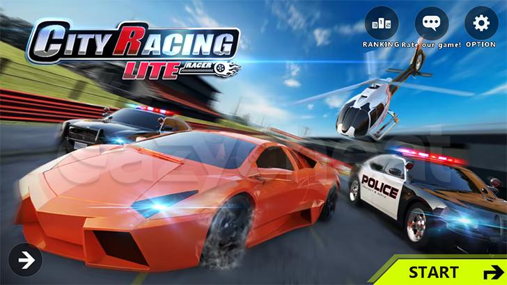 City Racing Lite Cheat