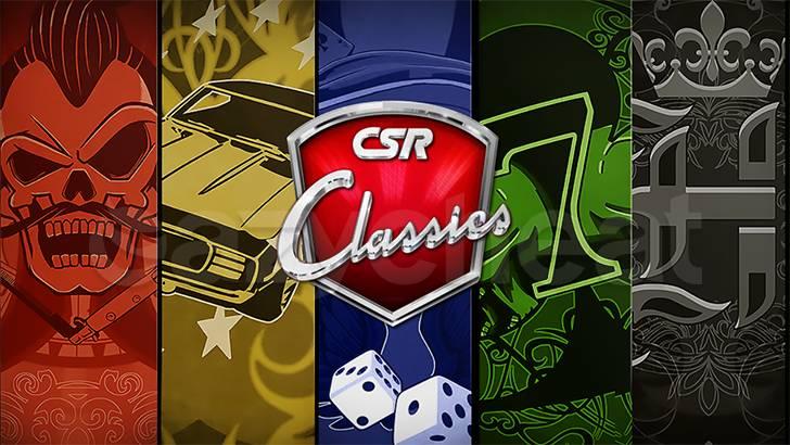 CSR Classics Cheat
