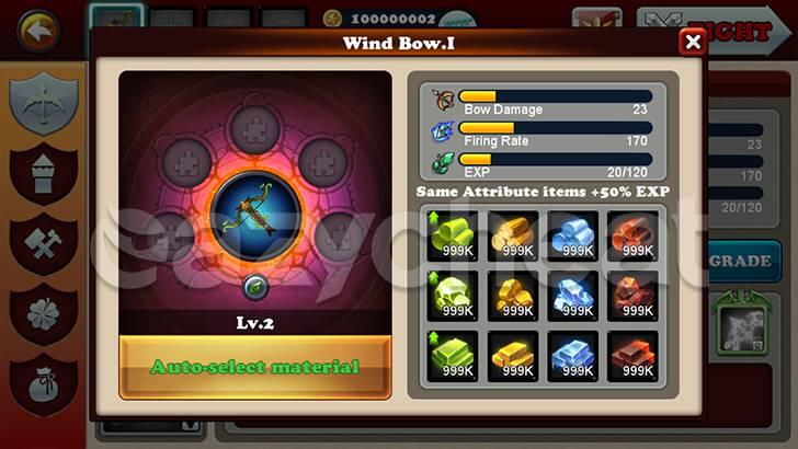 Defender III Cheat