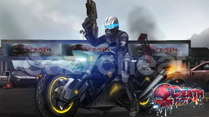 Death Moto 4 Cheat