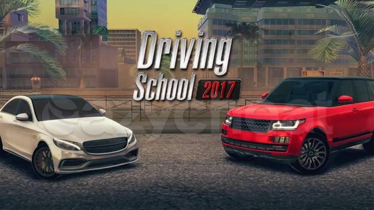 Driving School 2017 Cheat