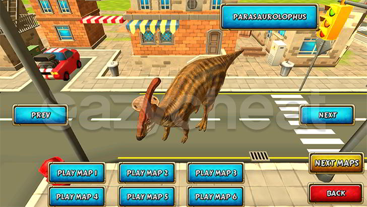 Dinosaur Simulator: Dino World Cheat