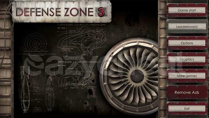 Defense Zone 3 HD Cheat