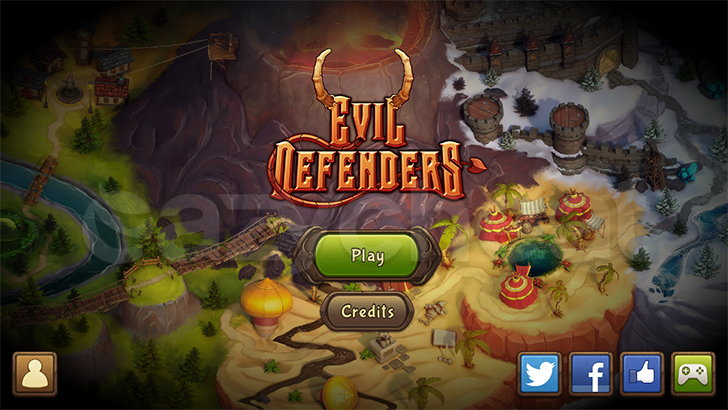 Evil Defenders Cheat
