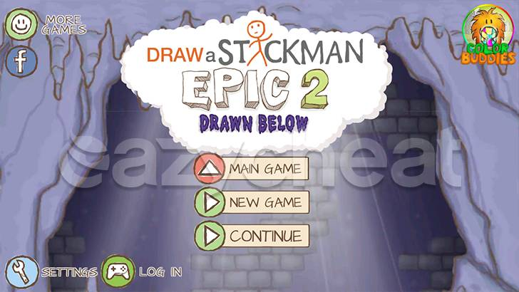 Draw a Stickman: EPIC 2 Free Cheat
