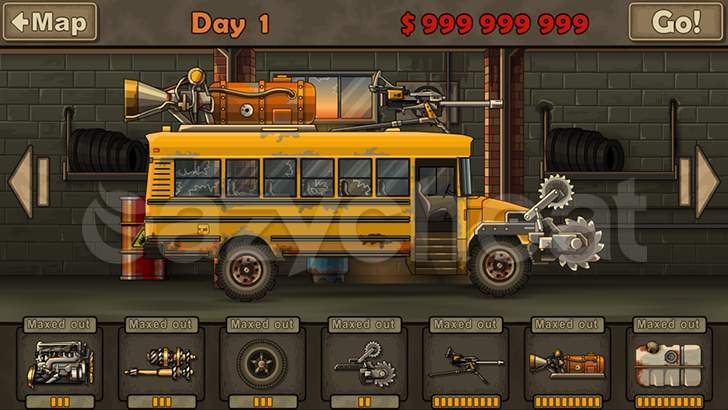 Earn to Die Lite Cheat