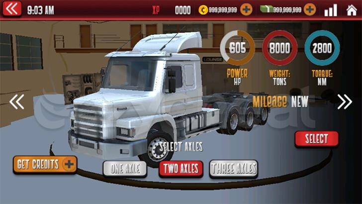 Euro Truck Driver 2018 Cheat
