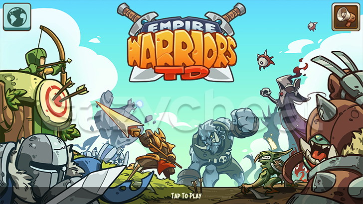 empire warriors td mod apk 0.2.9
