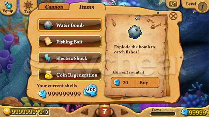 Fishing Diary Cheat