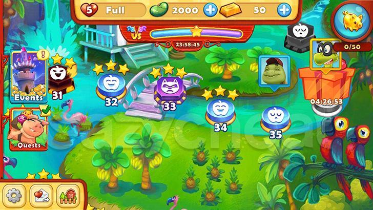 Farm Heroes Saga Cheat