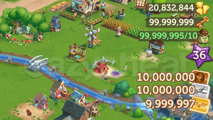 FarmVille 2: Country Escape Cheat