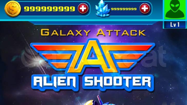 Galaxy Attack: Alien Shooter cheat