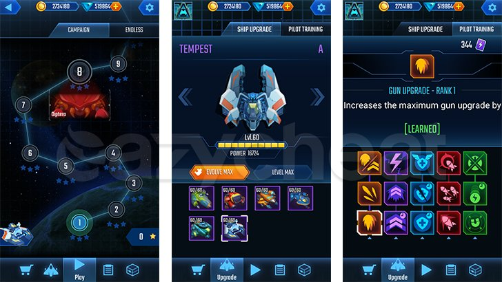 Galaxy Invaders: Alien Shooter Cheat