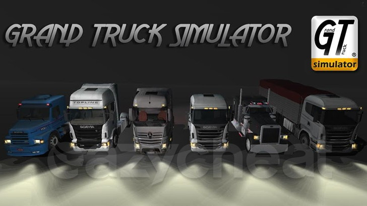 Grand Truck Simulator Cheat