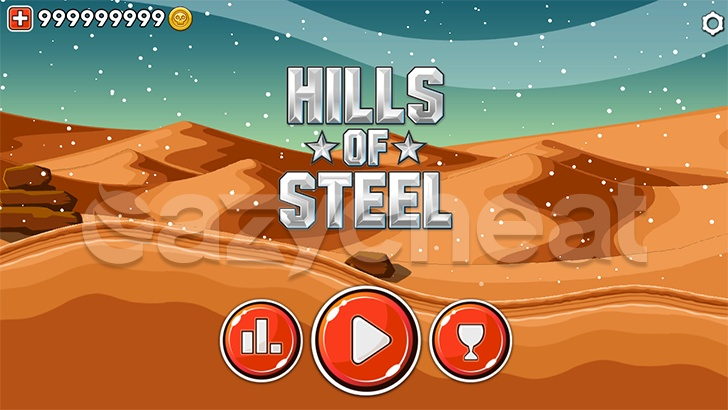 Hills of SteelCheat