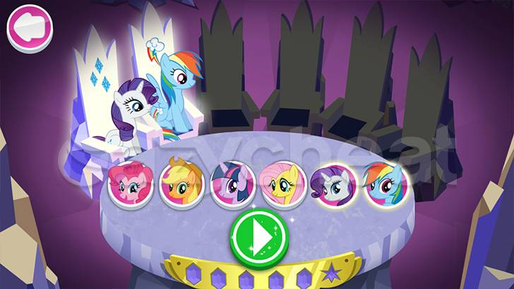 My Little Pony: Harmony Quest Cheat