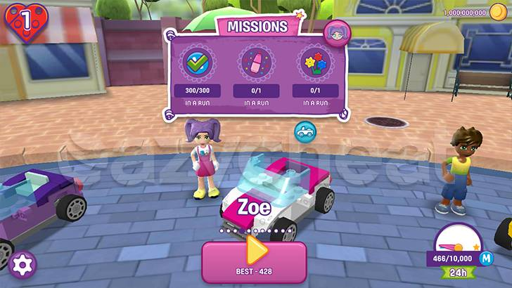 LEGO® Friends: Heartlake Rush Cheat