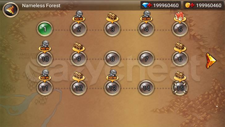 Kingdom Wars Cheat