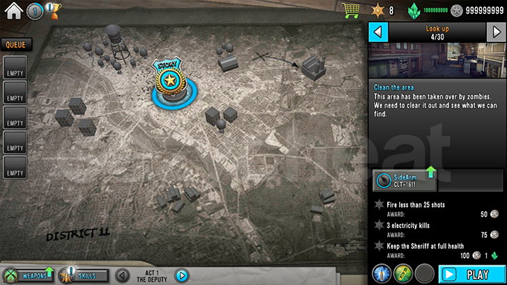 Last Hope Sniper - Zombie War Unlimited Crystals and Coins