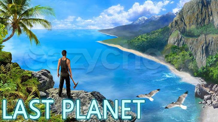 Last Planet : Survival and Craft Cheat