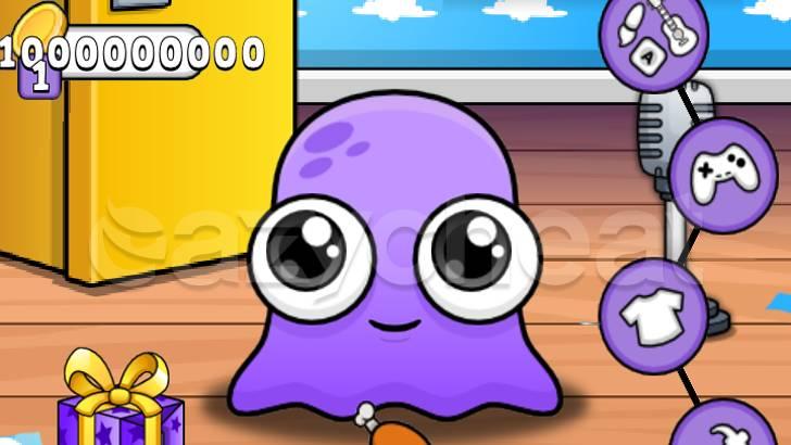 Moy 5 - Virtual Pet Game cheat
