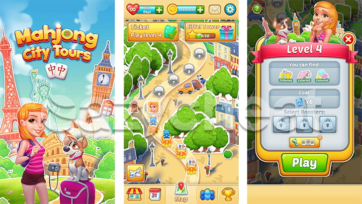 Mahjong City Tours: An Epic Journey and Quest Cheat