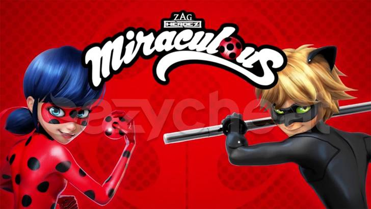 Miraculous Ladybug & Cat Noir - The Official Game Cheat