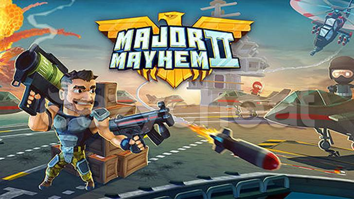 Major Mayhem 2 Cheat
