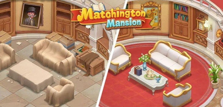 Matchington Mansion: Match-3 Home Decor Adventure Cheat