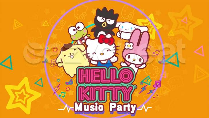 Hello Kitty Music Party - Kawaii and Cute! Cheat