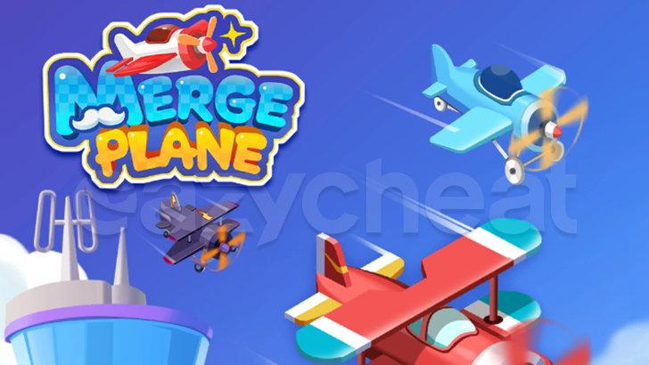 merge plane game hack apk