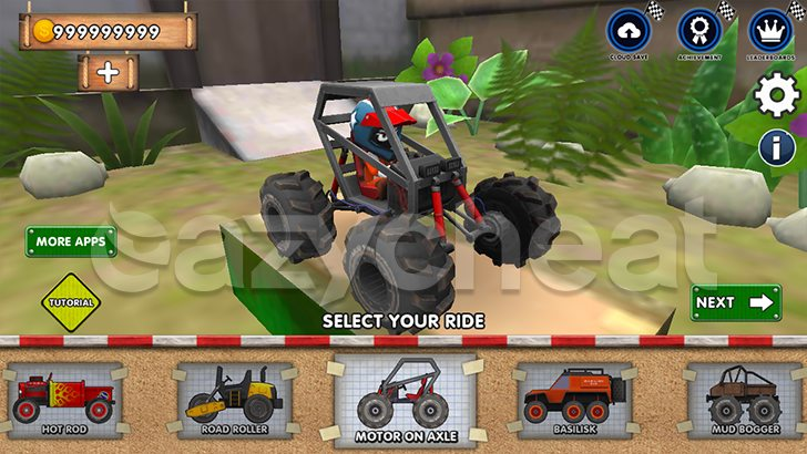 Mini Racing Adventures Cheat