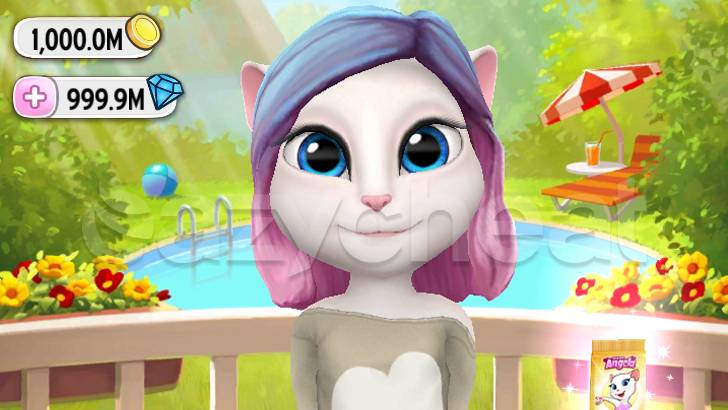 My Talking Angela cheat