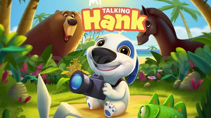 My Talking Hank Cheat