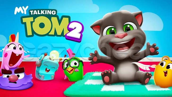 My Talking Tom 2 Cheat