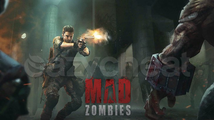 MAD ZOMBIES : Offline Zombie Games Cheat