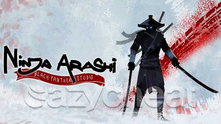 Ninja Arashi Cheat